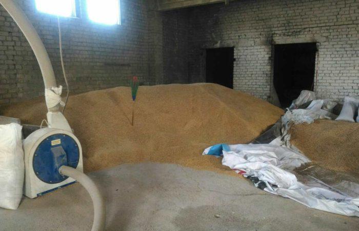 Витакорм, производство комбикормов , склад